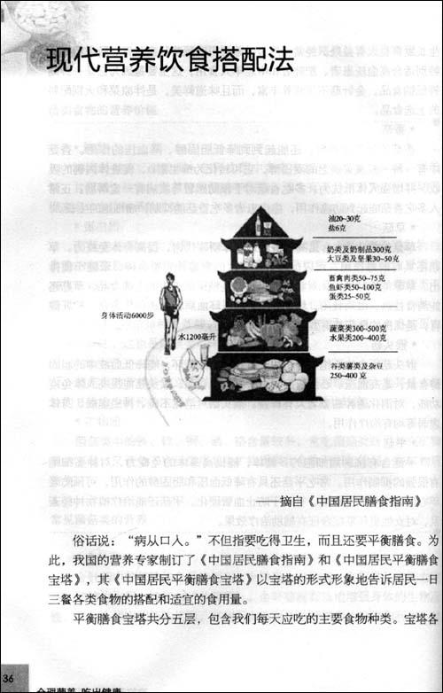 巧妙运用膳食宝塔,调配多样饮食/140