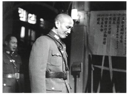 蒋家生活纪实,100余张家居生活照揭露蒋介石家族内不